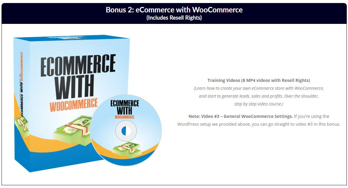 eCommerce with WooCommerce