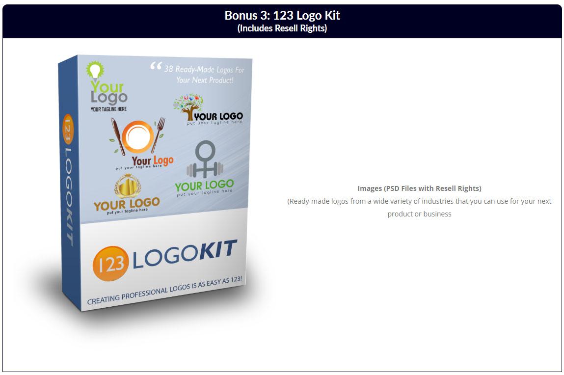 123Logo Kit